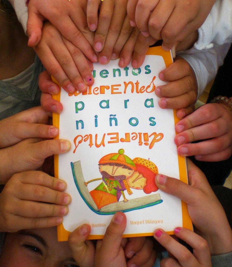 Cuentos diferentes para niños diferentes - Foto 05 - Raquel Blazquez