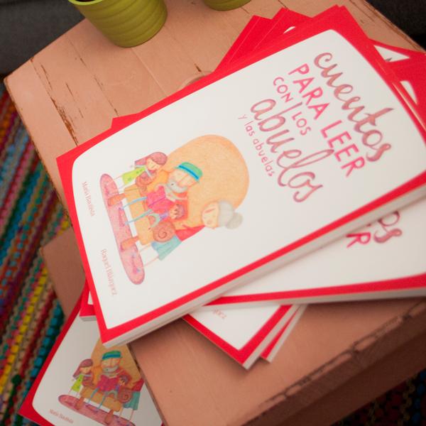 Cuentos para leer con los abuelos - Foto 01 - Raquel Blazquez