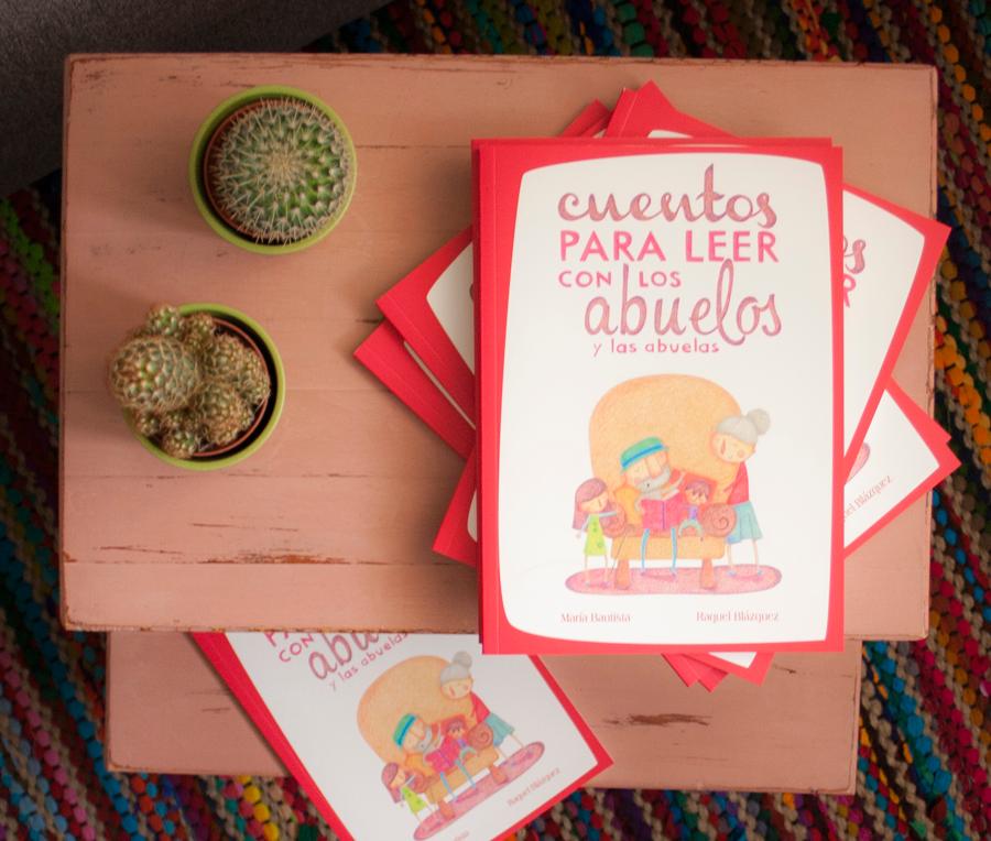 Cuentos para leer con los abuelos - Foto 03 - Raquel Blazquez