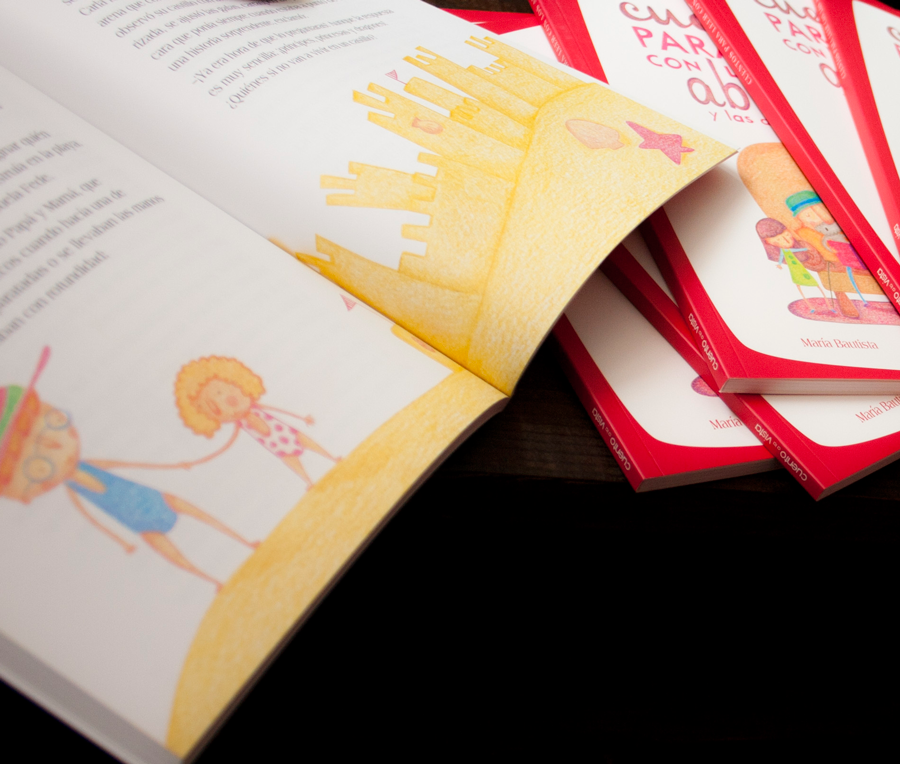 Cuentos para leer con los abuelos - Foto 04 - Raquel Blazquez