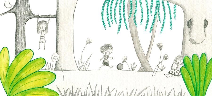 Palabra de árbol - Ilustración 01 - Raquel Blazquez
