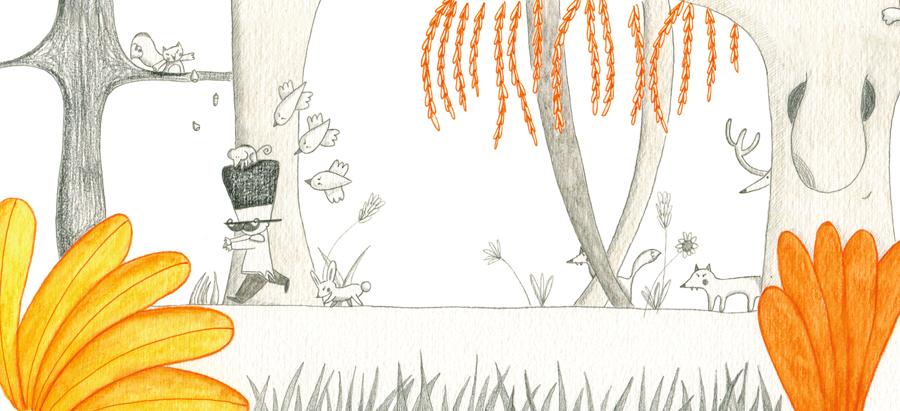 Palabra de árbol - Ilustración 02 - Raquel Blazquez