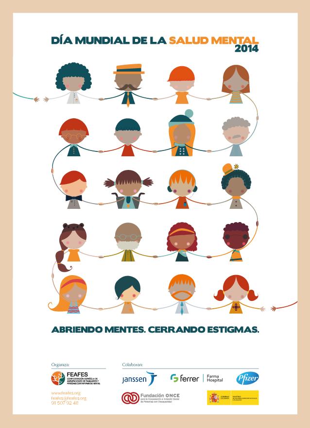FEAFES - Día Mundial de la Salud Mental - Raquel Bonita