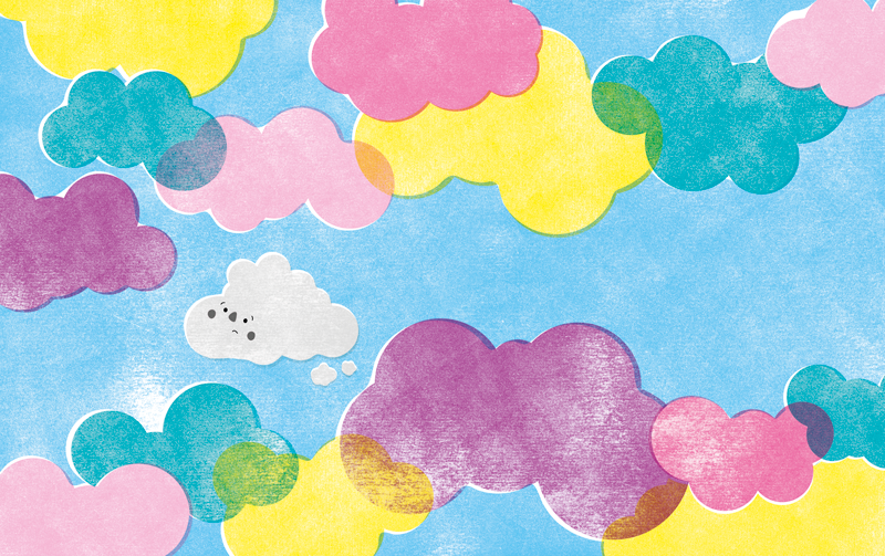 El color de las nubes - Ilu1 - Raquel Bonita